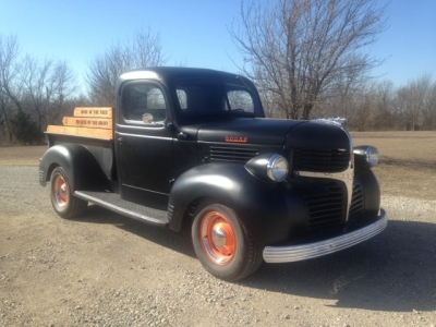 1946 Dodge Pickup - March 2016