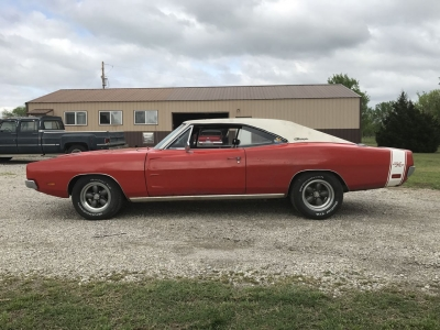 "1969 ""Barnfind"" Charger - May 2017"